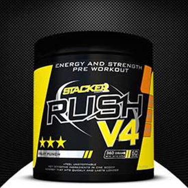 Picture of STACKER 2 - RUSH V4 PRE WORKOUT 360G